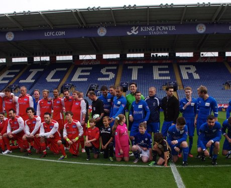 Sellebrity Soccer - Leicester