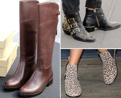 Winter Fashion: Ankle Boots