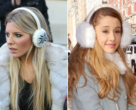 Winter Fashion: Ear Muffs