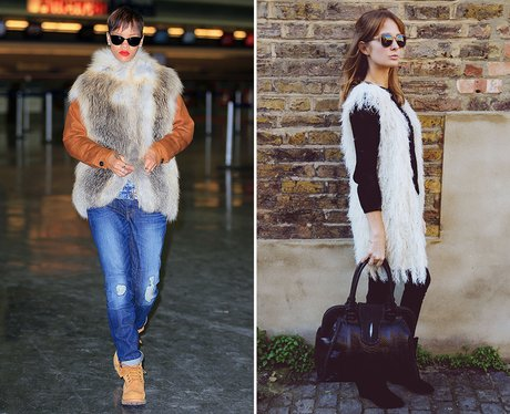 Winter Fashion: Gilet