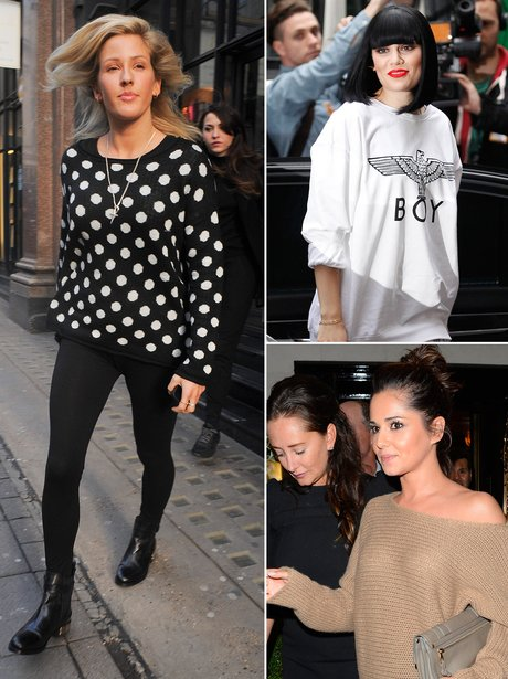Winter Fashion: Jumpers