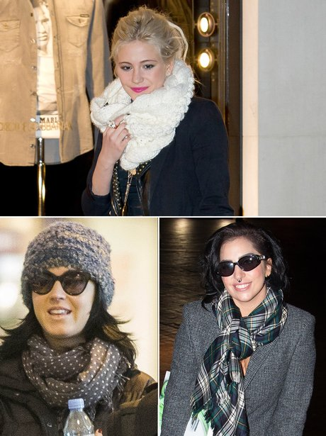 Winter Fashion: Scarfs