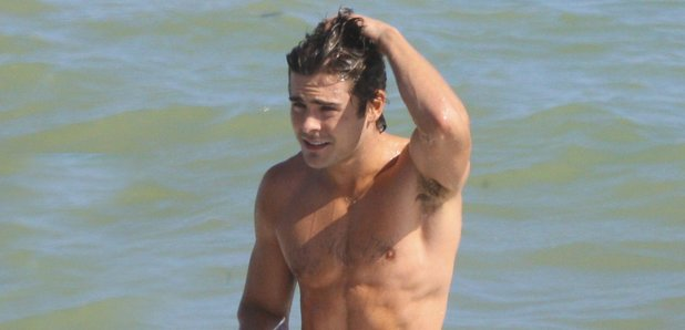 Zac efron topless, swingers live sex