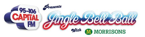 Capital Jingle Bell Ball 2014 Logo