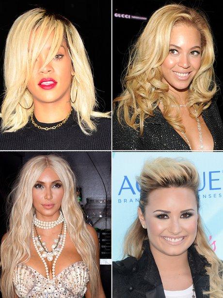 Celebrity Hair Inspiration