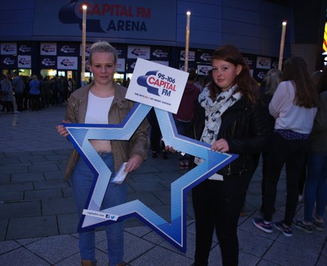 Ed Sheeran at Capital FM Arena 22nd Oct