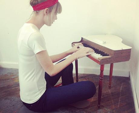 Taylor Swift Keyboard Instagram