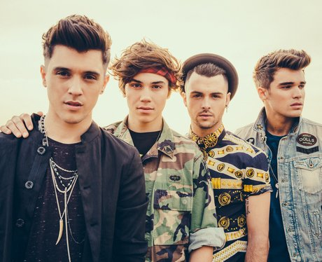 Union J Press Shot 2014
