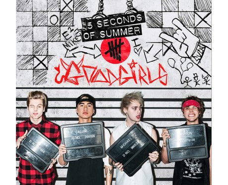 5 Seconds Of Summer Good Girls with border