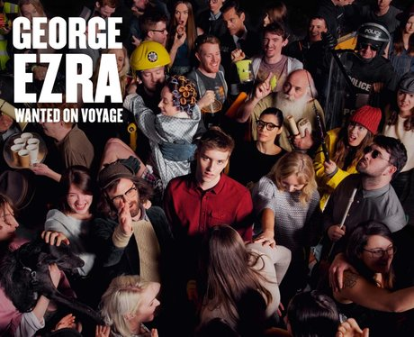 Georg Ezra Wanted On Voyage album cover