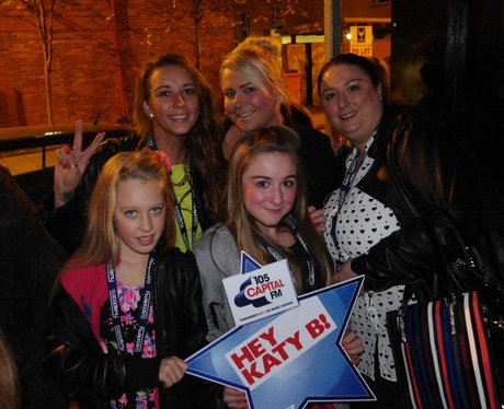 Katy B - Leeds Academy