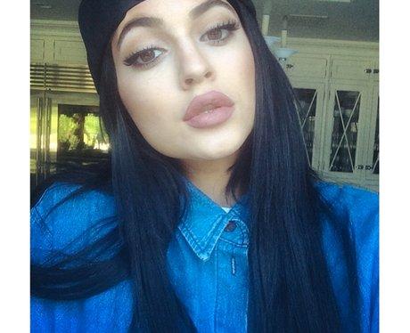 Kylie Jenner Lips Instagram