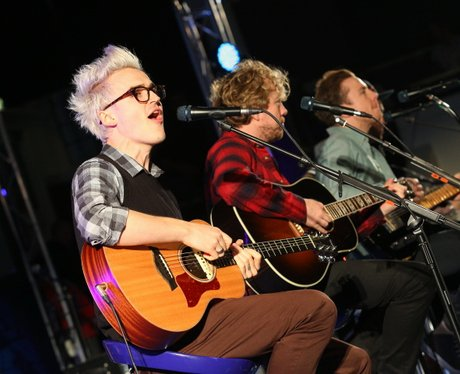 McBusted On Stage - Professional Photos