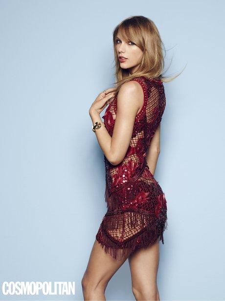 Taylor Swift Cosmpolitan 2014