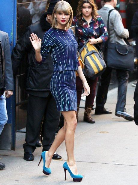 Taylor Swift Good Morning America