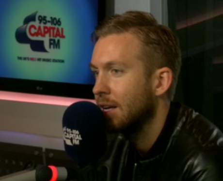 Calvin Harris Max interview