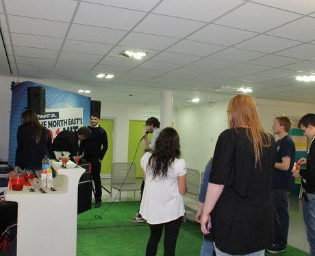 Capital Mocktail Bar at South Tyneside College