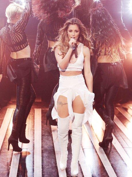 Cheryl X Factor 2014