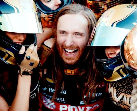 David Guetta Dangerous Still