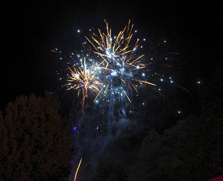 Derby Bonfire & Fireworks