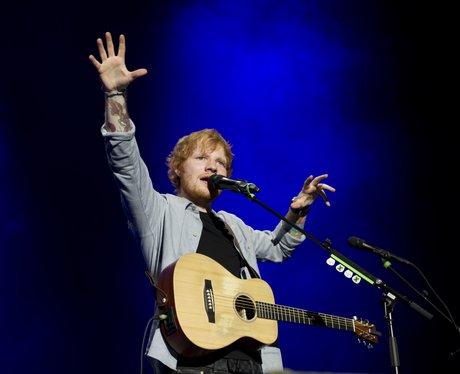 Ed Sheeran Live In Amsterdam