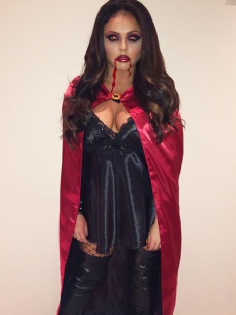 Jesy Nelson Halloween
