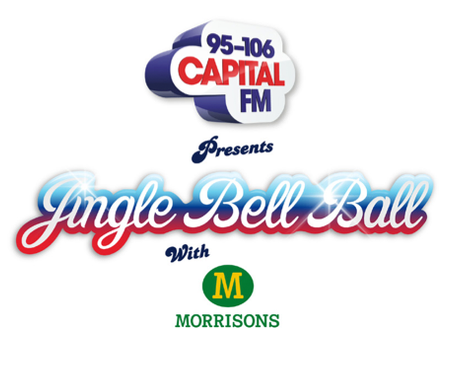 Jingle Bell Ball 2014 Logo