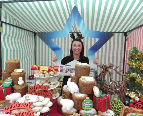 Morrisons Hilmore House Christmas Launch