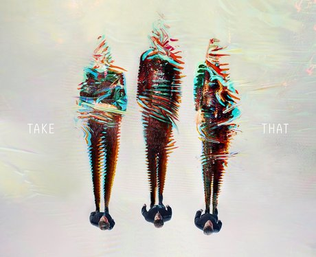 Take That III Cover Art