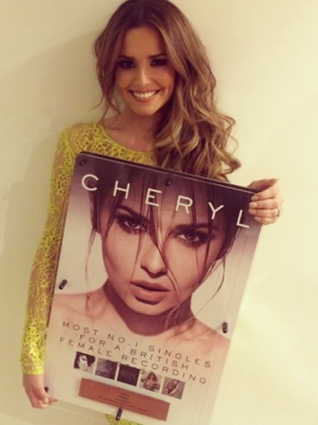Cheryl No.1 Instagram