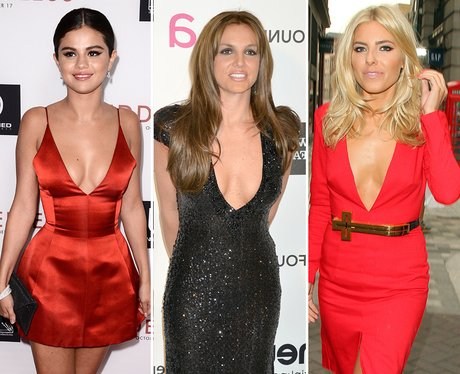 Christmas Party Outift Inspiration - Christmas Outfit Inspiration: 11 Of The Best Celebrity Party Dresses