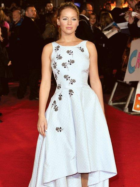 Jennifer Lawrence, Hunger Games Mockingjay Part 1