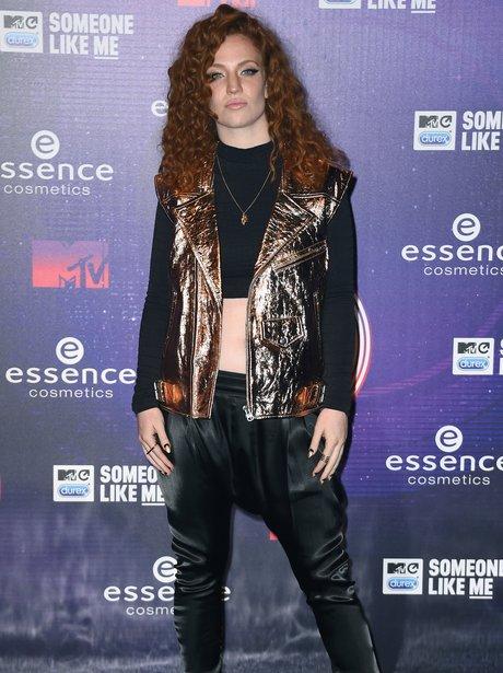 Jess Glyne MTV EMAS 2014 Arrivals