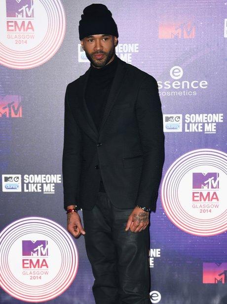 Mr Probz MTV EMAs Arrivals 2014