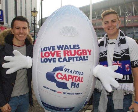 Spot the Ball @ Wales vs Fiji Part One