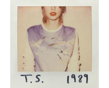 Taylor Swift 1989 BT40 Border