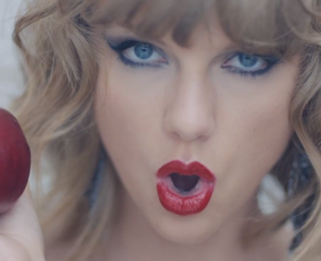 Taylor Swift Blank Space Video 7