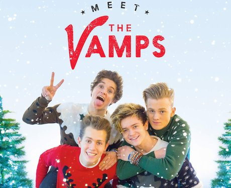 The Vamps - Meet The Vamps Christmas Edition