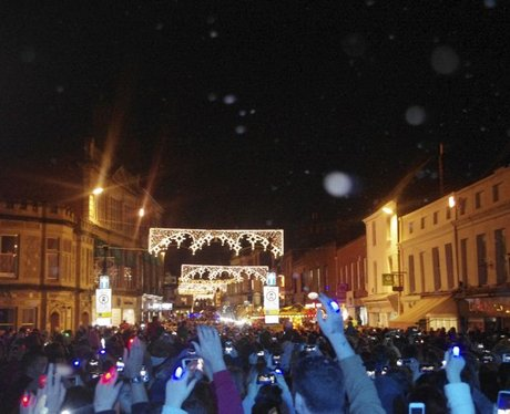 Winchester Christmas Lights 2014