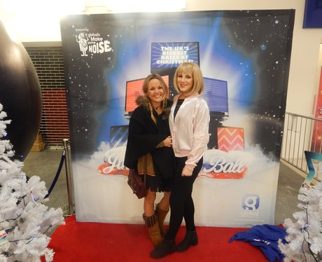 Capital FM - Jingle Bell Ball - Bolton Market Plac