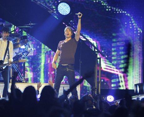 Enrique Iglesias live in Madrid