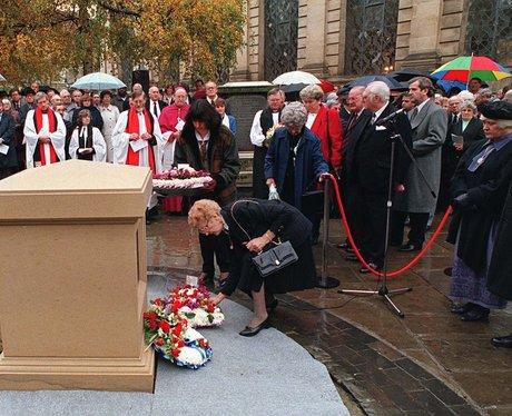 Memorial to the Birmingham Pub Bombing victims