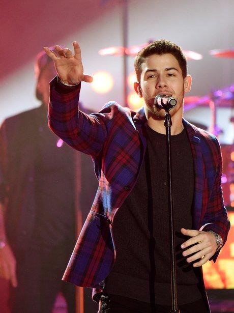 Nick Jonas Nickelodeon HALO Awards