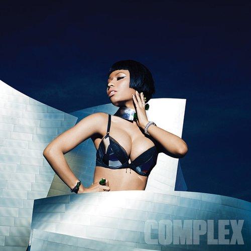 Nicki Minaj on Complex Magazine
