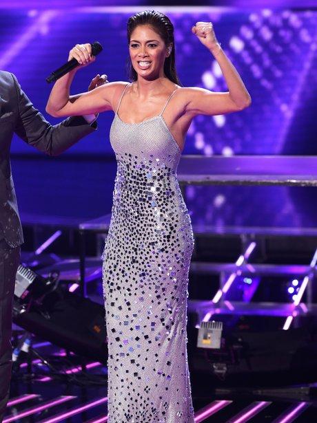 Nicole Scherzinger on X Factor
