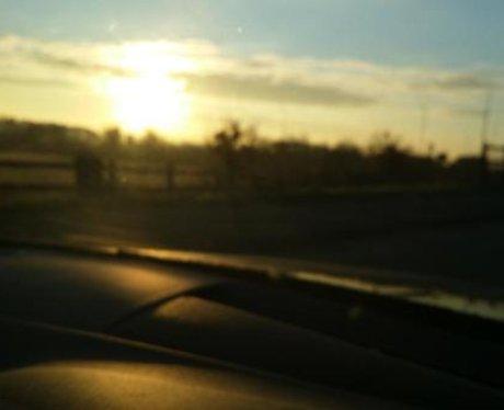 Sunrise of the East Midlands
