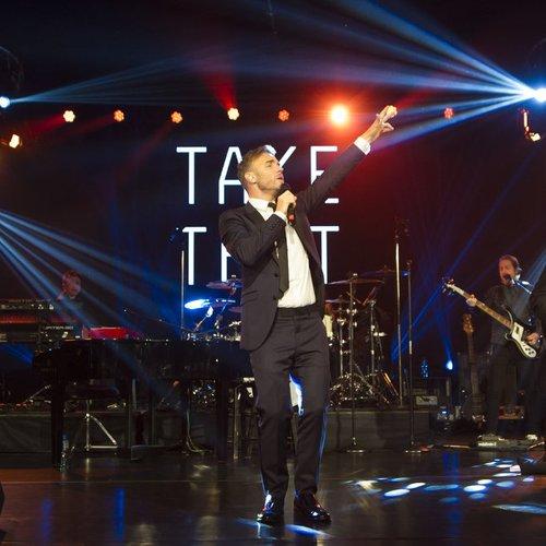 Take That Live 2014