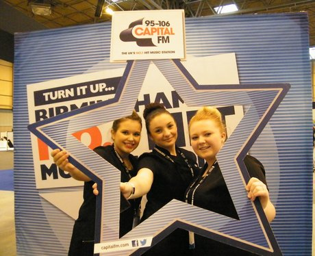 The Skills Show 2014!