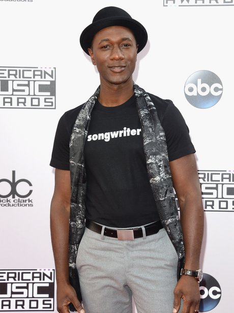 Aloe Blacc American Music Awards 2014