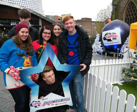 Best of Jingle Bell Ball at Bullring!
